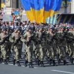 У День Незалежності на Хрещатику пройде парад військ