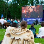 Дивись українське: розпочався Національний тур «Кіно просто неба» від Благодійного фонду «МХП – Громаді»