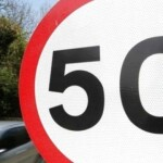 У населених пунктах замінять знаки обмеження швидкості на «50» км/год