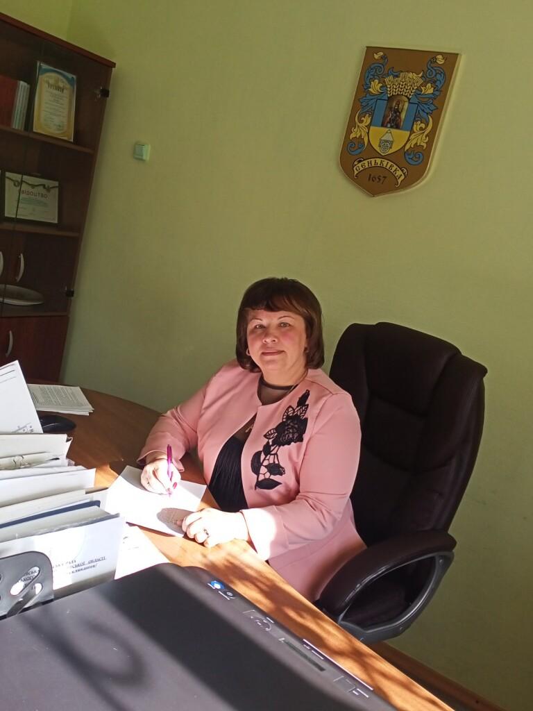 староста Сеньківка Волкова