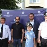 День Національної поліції: разом з правоохоронцями святкували і жителі міста