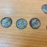 Київські митники вилучили чотирьохсотлітні монети