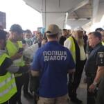 Понад 120 поліцейських охороняє порядок у «Борисполі» під час прильоту хасидів в Україну