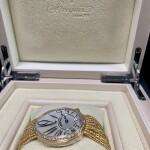 Золотий з діамантами годинник за мільйон гривень: київські митники зафіксували порушення митних правил