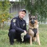 Кінологічна служба: як виховують та навчають поліцейських собак